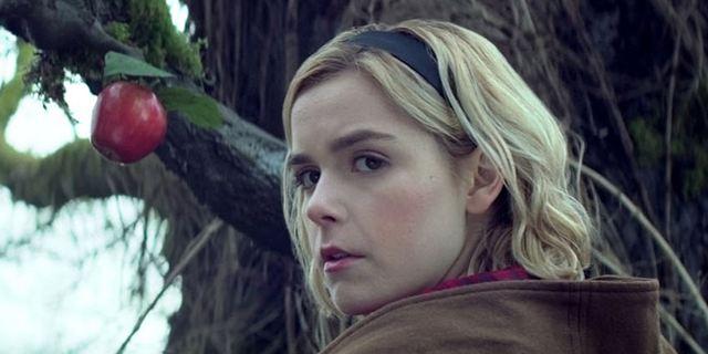 """Les Nouvelles aventures de Sabrina : """"les problématiques soulevées dans la série sont modernes"""" d'après Kiernan Shipka"""