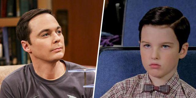 The Big Bang Theory : des détails sur le cross-over avec Young Sheldon