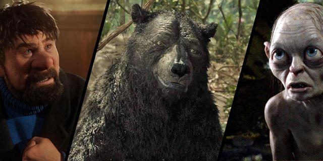 De Gollum à Baloo : les inoubliables rôles d'Andy Serkis en performance capture