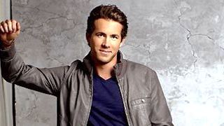 Ryan Reynolds élu homme le plus sexy !