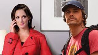 """The Stare"" : Winona Ryder face à James Franco !"