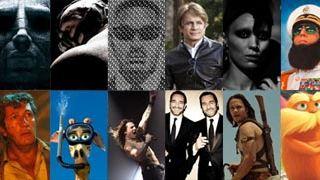 250 bandes-annonces pour 2012