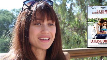 """""""La Terre outragée"""" : rencontre avec Olga Kurylenko et sa réal' [VIDEO]"""