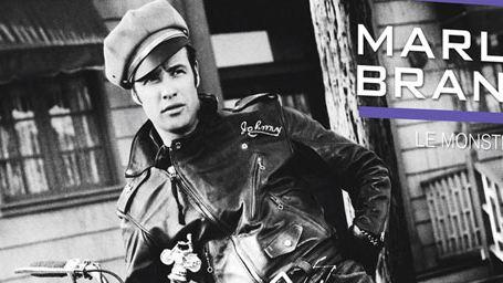 """Shopping Ciné : le livre-coffret DVD """"Marlon Brando, le monstre sacré"""""""