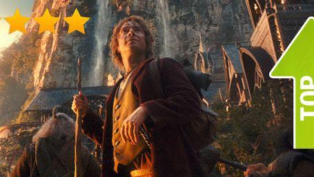 """Presse & spectateurs : """"Le Hobbit"""" est-il le meilleur film de la semaine ?"""