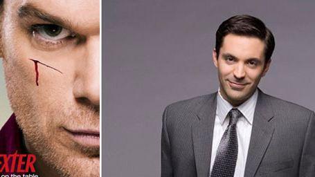 """Un acteur d'""""Entourage"""" rencontre """"Dexter"""""""