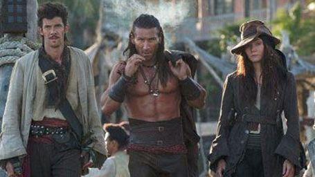 """Les pirates de """"Black Sails"""" accostent en France le 26 janvier"""