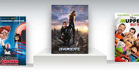 Box-office US : Divergente, 2ème meilleur démarrage de l'année