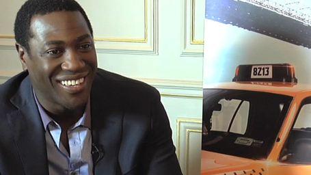 """""""Taxi: Brooklyn"""": rencontre avec Jacky Ido, le chauffeur de la série de TF1 ! [INTERVIEW]"""