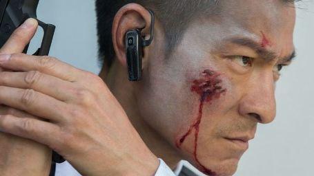 Bande-annonce Firestorm : Hong Kong à feu et à sang dans ce thriller policier détonant avec Andy Lau