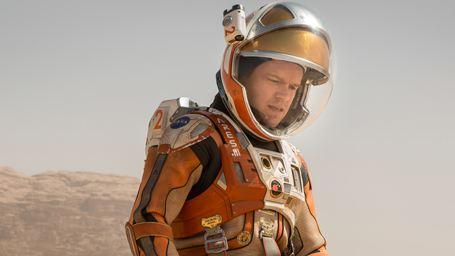 Sorties cinéma : Seul sur Mars mais premier dans les salles