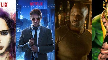 Marvel sur Netflix : Tout ce que l'on sait jusqu'à présent
