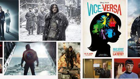 Best-of 2015 : le meilleur de l'année ciné-séries en images