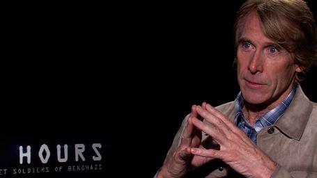 """13 Hours, ou """"l'histoire de 35 personnes abandonnées par les Etats-Unis"""" selon Michael Bay"""