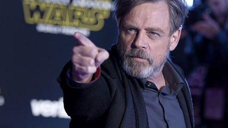 Star Wars - le réveil de la force : Mark Hamill était réticent à reprendre son rôle