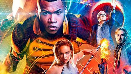 Justice Society of America, Legion of Doom... tout savoir sur les nouveaux héros et vilains de la saison 2 de Legends of Tomorrow !
