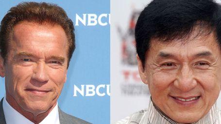 Arnold Schwarzenegger et Jackie Chan réunis dans une aventure fantastique