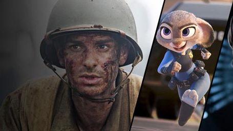 Les 10 meilleurs films de 2016 selon les spectateurs