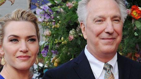 Kate Winslet se souvient avec émotion d'Alan Rickman
