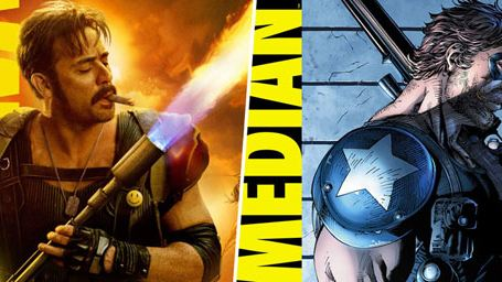 Walking Dead, Watchmen... Les incursions de Jeffrey Dean Morgan dans les comics !