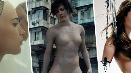Ghost in the Shell, Westworld, Blade Runner : femmes... ou machines ?
