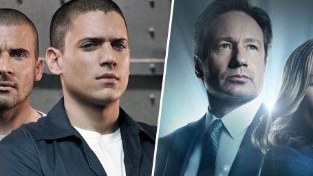 Prison Break, X-Files, Twin Peaks... Ces séries qu'on croyait mortes