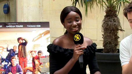 La Colle : Karidja Touré et Arthur Mazet sont-ils incollables sur le film ? [INTERVIEW]