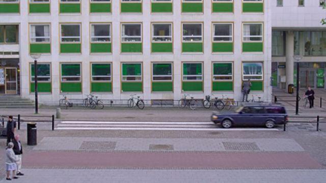 Avant The Square, découvrez Incident By A Bank, court métrage choc de Ruben Ostlund