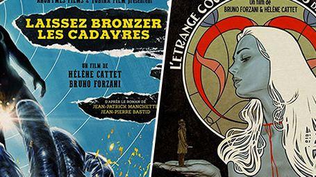 Laissez bronzer les cadavre : qui sont Hélène Cattet et Bruno Forzani ?