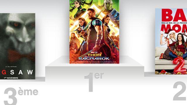 Box-office US : Thor démarre plus fort que Spider-Man