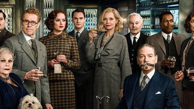 Le Crime de l'Orient-Express sort au cinéma : focus sur 7 adaptations réussies d'Agatha Christie à l'écran !