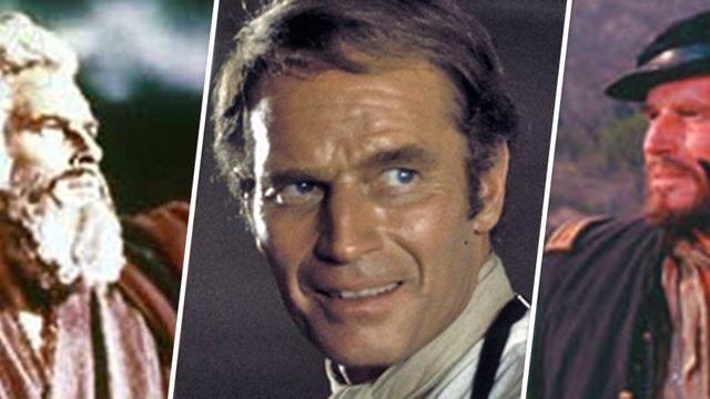 La Planète des Singes, Les Dix Commandements, Soleil Vert… Charlton Heston n'était pas que Ben-Hur
