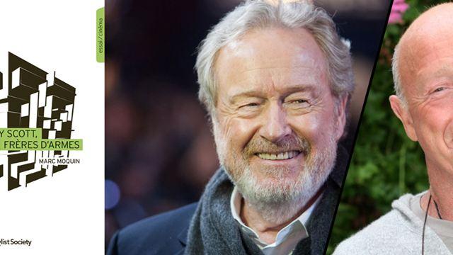 """""""Tony et Ridley Scott, frères d'armes"""" : le cinéma des papas d'Alien et Top Gun analysé dans un livre"""