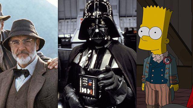 Homer, Dark Vador, Indy Senior... 10 papas qui nous rendent gagas !