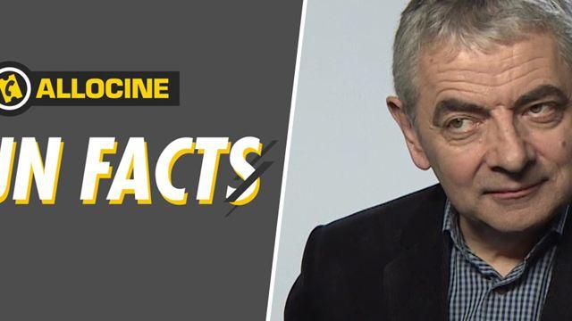 #Fun Facts : saviez-vous qu'avant Johnny English, Rowan Atkinson avait joué dans un James Bond ?