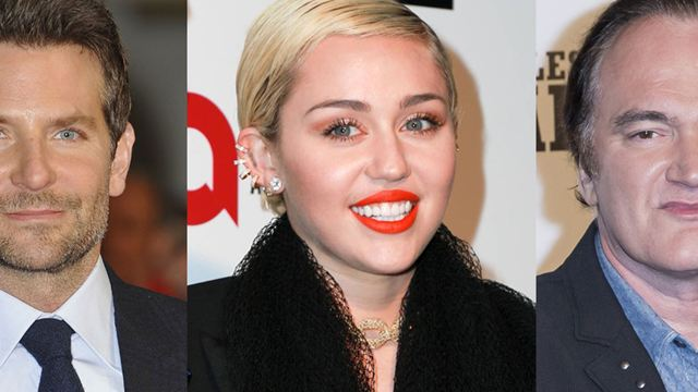 Bradley Cooper, Miley Cyrus, Tarantino, Spielberg... Les voix cachées des stars hollywoodiennes !