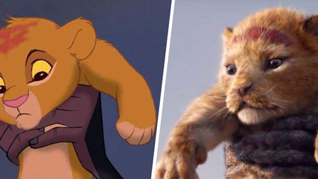 Simba, Dumbo, Baloo... 15 animaux animés que Disney a numérisés