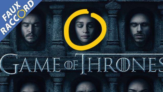 Faux Raccord : les gaffes et erreurs de Game of Thrones S3 S4 S5 S6