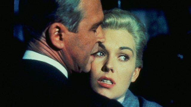 """Vertigo : Saviez-vous que le film faisait partie des """"5 Lost Hitchcocks"""" et fut invisible pendant 30 ans ?"""