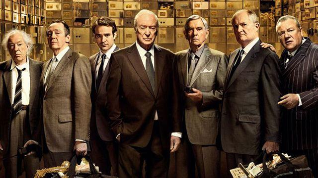 Bande-annonce Gentlemen cambrioleurs : Michael Caine et sa bande de truands sexagénaires réalisent le casse du siècle