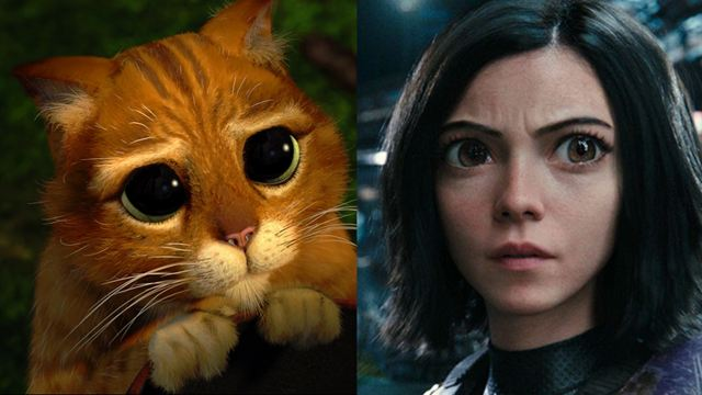 Alita, Orange mécanique, Le Chat Potté... 15 plans qui vous font de l'oeil