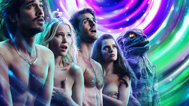 Comme Now Apocalypse, ces séries ont joué la carte du sexy et de la nudité sur leurs affiches