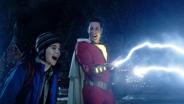 Sorties cinéma : Shazam! électrise les premières séances