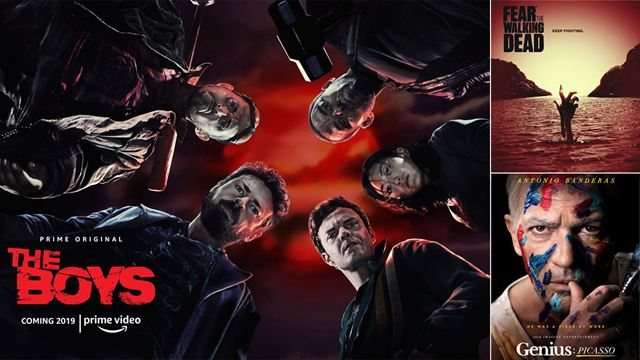 Sur Amazon Prime Video en juillet : les super-héros de The Boys, les zombies de Fear The Walking Dead...