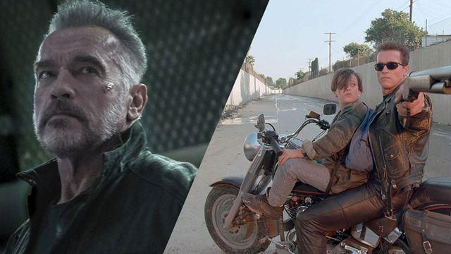 Terminator Dark Fate : Edward Furlong de retour en John Connor