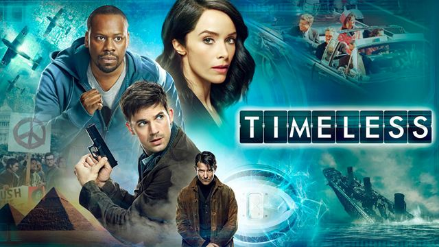 Timeless : 5 choses à savoir sur la série de science-fiction qui débute sur TF1