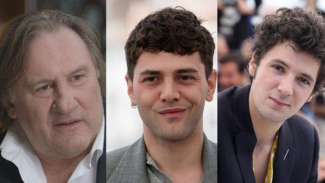 Gérard Depardieu, Xavier Dolan, Vincent Lacoste dans un film ambitieux adapté de Balzac