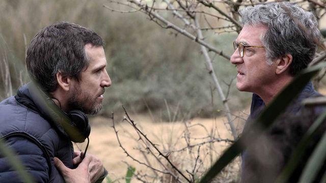 Nous finirons ensemble en DVD : comment Guillaume Canet a tourné la scène en parachute