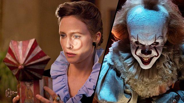 Les 15 meilleurs films d'horreur de la décennie : Conjuring, Ça, Ghostland...
