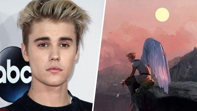 Justin Bieber en dieu de l'amour dans le film animé Cupid